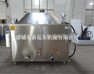 XDF-1500燃煤半自动油炸机