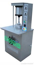 供应面食加工设备烤鸭饼机 小型烤鸭饼机的价格