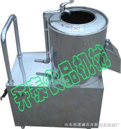 供應小型去皮機/土豆脫皮機/土豆脫皮機價格/清洗磨皮機