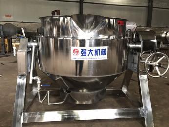 600L厂家直销煮豆干专用夹层锅