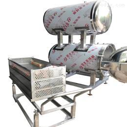 500/800山東強大機械臘肉高溫高壓殺菌鍋