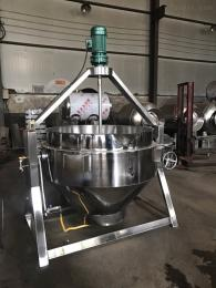 500L食品機械夾層鍋