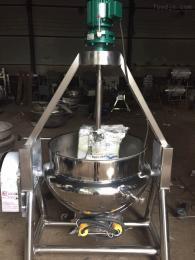 600L供应鹌鹑蛋蒸煮不带搅拌夹层锅
