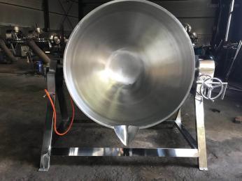 500电加热立式夹层锅
