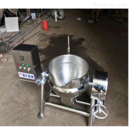 100100升电加热可倾式带搅拌夹层锅