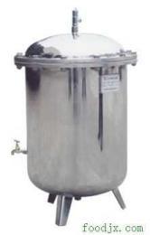 不銹鋼自來水砂棒過濾器