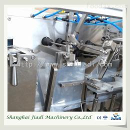 P086高档不锈钢高温经济型吸嘴自◆立袋吸嘴牛奶豆浆包装机