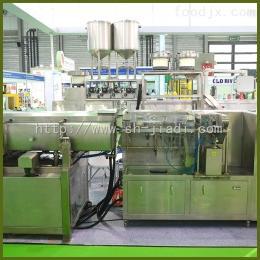 P088全自动自立吸嘴袋式包装洗衣液 柔顺 消毒剂化妆品包装机