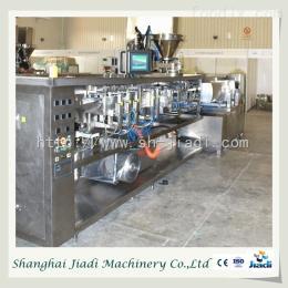 P064上海包装机 厂家直销吸嘴袋包装机豆浆自立袋