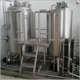 C034工业糖化设备,不锈钢糖化罐