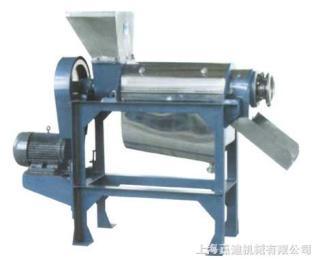 JD-FPL果汁饮料设备之螺旋榨汁机