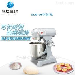 SZM-10面包小店一机多用搅拌打蛋和面一体机全自动