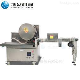 XZ-400型XZ-400滾筒自動煎餅機 煎餅設備