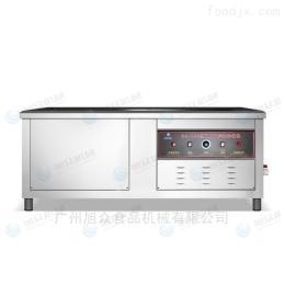 XZ-120全自动超声波洗碗机设备报价 果蔬清洗机