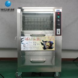 KK-128烤地瓜機多功能烤紅薯的機器 商用電動自動烤玉米機報價