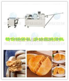 SZ-09B遼寧酥餅機廠家直銷 浙江肉松餅機價格 多功能肉松餅機