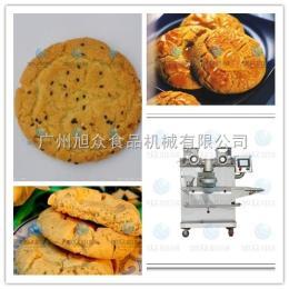 60-II湛江桃酥成型機 陽春桃酥餅的做法