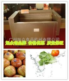 SZ-100茂名洗菜机设备 广州自动清洗果蔬机器 旭众洗菜机