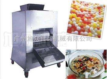 VFD-1000广东珍珠无馅汤圆机 深圳奶荼用的珍珠机器 东莞无馅汤圆机