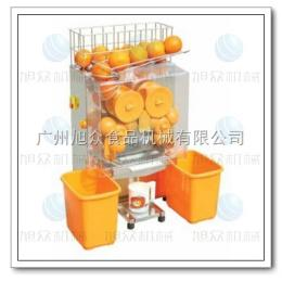 2000E-2广东鲜榨果汁机 小型鲜榨果汁机 自动鲜榨果汁机