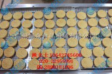 XZ-30旭众饼干机 做杏仁饼机机器  好吃的杏仁饼