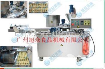 XZ-30杏仁餅機 炒米餅機、夾心粉印餅機、核桃餅機、綠豆粉餅機