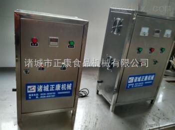 QY-50廠家直銷不銹鋼臭氧發生器 臭氧機