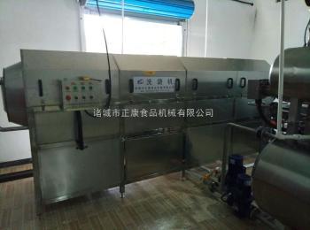 ZK-2600豆干包装袋清洗机