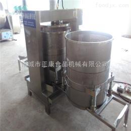 ZK-200双桶全自动压榨机 酱腌菜压榨脱水机 正康厂家直销压榨机