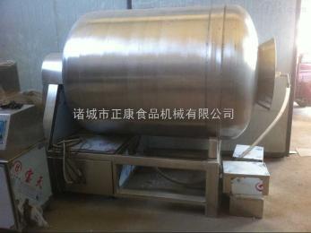 GR-1200真空滾揉機廠家直銷真空變頻滾揉機 肉料腌制嫩化 真空腌漬滾揉機 牛排機
