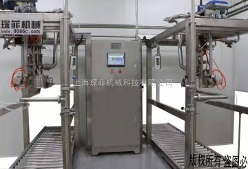 异型口无菌浓缩汁灌装机