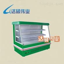 斜面风幕柜(石绿·2米·一体机)