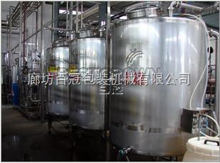GWJX系列PET瓶無菌冷灌裝生產線
