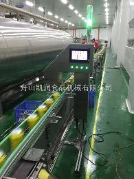 CRYW-600型易拉罐内压检测设备