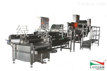 全自動中央廚房生產線