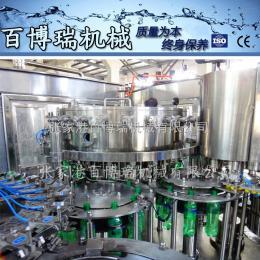 BBR24-24-8n684供应全自动冲洗、灌装、封口饮料灌装机(可乐碳酸饮料生产 线BBR-1402