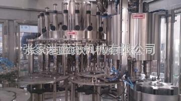 RCGF柠檬茶饮料生产线厂家