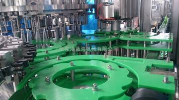 RCGF32-32-10果肉饮料灌装生产线