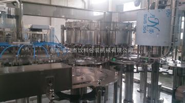 24-24-8碳酸饮料设备,纯净水生产线,玻璃瓶灌装生产线