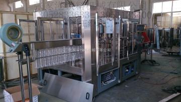 CGF飲用礦泉水灌裝生產線