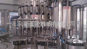 RCGF苹果汁饮料灌装生产设备