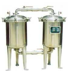 ZRP-4型双联过滤器,水过滤设备