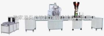 GFP系列葡萄酒冲洗.灌装.封口生产流水线 饮料灌装机