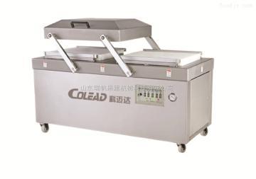 QB-CL-300-DB-W山东科迈达 真空包装机 果蔬包装设备 净菜加工生产线