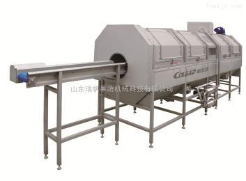 YZL-CL-6000-F-B科邁達 螺旋預煮機 蔬菜預煮機 凈菜生產線