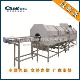 YZL-CL-6000-F-B螺旋预煮机 中央厨房设备