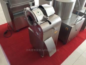 CHD100小型不銹鋼蘿卜切丁機