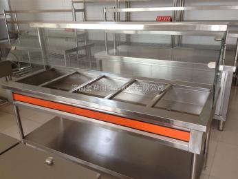 供应优质保温设备售饭车-爱帮厨牌