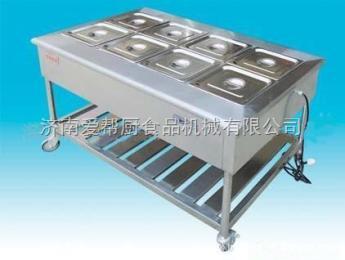 供应爱帮厨炊具设备不锈钢保温送餐车