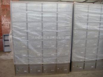 厂家供应不锈钢厨房设备多格储物柜、碗柜